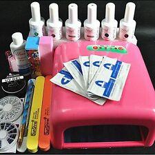 Nail Art manicure Set UV Gel Polish UV Gel Nail Kit Nail Art DIY Tools
