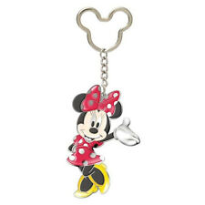 Disney Mickey Gang Minnie Mouse Colored Metal Keychain NEW IN STOCK