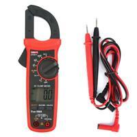 UNI-T UT201+ Handheld LCD Digital Clamp Meter AC/DC Current Voltage Tester