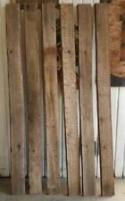 1 Rustic Old Weathered Ship Lap Siding Barn Wood Lumber Board