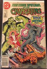 Teen Titans Spotlight # 9 On The Changeling Newsstand Edition DC Comics (1987)