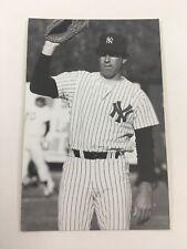 Dave Laroche (1983) New York Yankees Vintage Baseball Postcard NYY