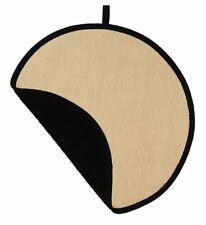 Norfolk Sewing Co Premium Black & Cream 37cm Chefs Pad Loop Aga Range Compatible