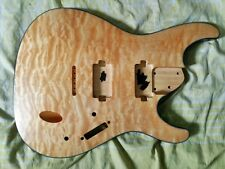 SALE! Ibanez S621QM VNF Vintage Natural Flat Electric Guitar Body