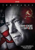 Bridge of Spies (DVD, 2016)