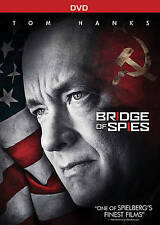 Bridge of Spies (DVD 2016) TOM HANKS EXCELLENT CONDITION SHIPS NEXT DAY