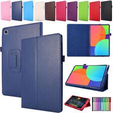 "For Lenovo Tab M10 Plus FHD 10.3"" TB-X606F X606X Tablet Leather Folio Case Cover"