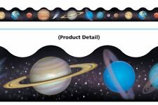 Classroom Trimmers Notice Board Display Borders - Solar System