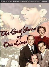 The Best Years of Our Lives - Hbo - (Dvd, 1997) -Oop/Rare - Snap Case
