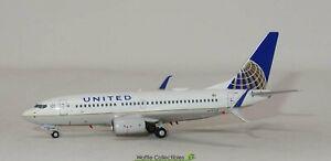 1:400 NG Models United Airlines B 737-700 N16732 82056 77001 Airplane *LAST ONE*