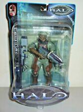 halo sergeant johnson figure 2003 new joyride series 3