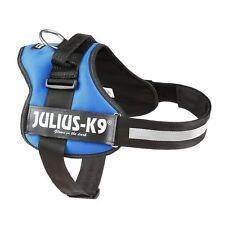 Dog Harness Trixie Julius K9 Powerharness Adjustable Size 1 Blue