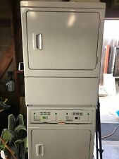 Speed Queen Commercial Double Stack Electric Dryer, Gently Used Out Of Box
