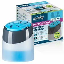 Minky Damp Moisture Condensation Absorber Dehumidifier System Anti-Mould 75g