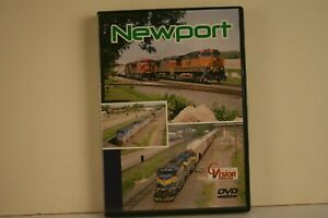 DVD Newport from C Vision