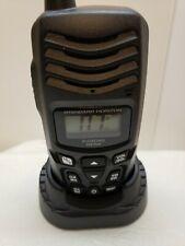 Standard Horizon Hx150 Floating Handheld Vhf Marine Radio Ipx7 5W with Noaa