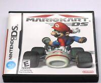 Mario Kart DS Mariokart Nintendo DS Game NDS Lite DSi 2DS 3DS XL a F01