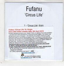 (GB678) Fufanu, Circus Life - 2015 DJ CD