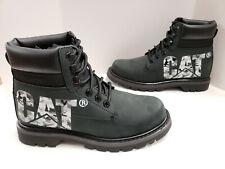 NIB Mens Caterpillar COLORADO BOLD Casual Boots P744299 Black Nubuck