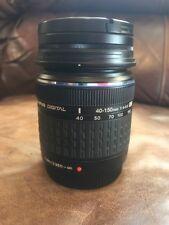 Olympus Digital 40-150mm f4-5.6 Zuiko ED Lens w/ UV filter