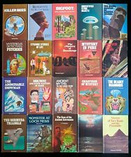 Lot Of 20 Raintree Paranormal Books Abominable Stonehenge Psychics Atlantis Bees