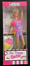 1997 Ice Cream Barbie-Special Edition NRFB with Notepad For You.