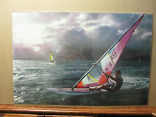 vintage Sailing (sport) water 1989 poster 702