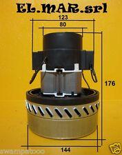 MOTORE BISTADIO 1400 W aspiratore industriale aspirapolvere aspiraliquidi bypass