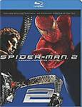 Spider-Man 2 (Blu-ray Disc, 2012, Canadian) BRAND NEW SEALED