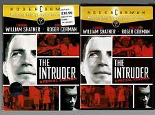 The Intruder (DVD, 2007) William Schatner   Roger Corman