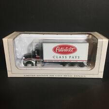 Speccast Peterbilt 385 Van Box Truck Class Pays 33022 Diecast 1:64 Please READ