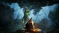 """Dragon Age Inquisition Hot New game Art 25""""x14"""" Poster"""
