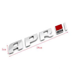 APR Badge Stage III+ Emblem for Audi & Volkswagen - VW