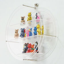 [NEW]Round Transparent Wall Hanging Display Case for bricks, bearbrick, etc.