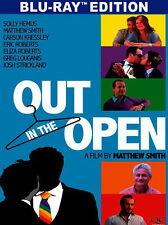 OUT IN THE OPEN (Eric Roberts) - BLU RAY - Region Free - Sealed