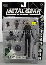 MGS Tactical Espionage Action PSYCHO MANTIS McFarlane '98 NIP Clam Shell Variant