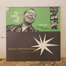 Marcos Rizo Orchestra-The Mark Of Rizo.Rare Orig.1st.Press.on Sesac 201[Mono] Ex