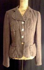 NWT 48 48 48 Le Marais  Cocoa Brown Jacket MSRP $455 - Size 12