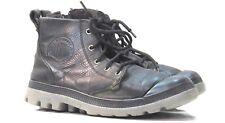 Palladium Baggy Cuir Noir Leather Black Shoes Chaussures Schuhe  EU 37
