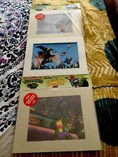 2 Pc.Orig.Tv Animat Art Teenage Mutant Ninja Turtles M.W.S.Inc.Coa/&Free Gifts