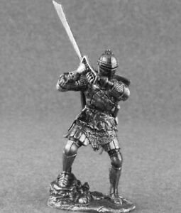 Scale Warrior with Grand Falchion . Tin Soldiers 54mm 1/32