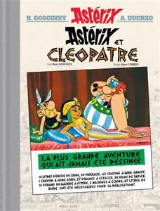 Astérix et Cléopâtre n°6 Version Luxe relie Edition spéciale, 2 juin 2021 BD