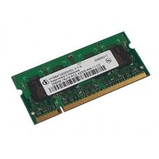 "SODIMM DDR2 256MB 1RX16 PC2-4200S VARIE MARCHE"" -TESTATO"