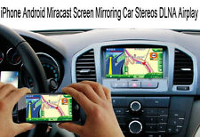 Wi-Fi Android Smartphone iPhone Screen Mirroring  Car Adapter Airplay Miracast