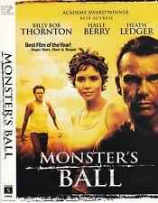 Monster's Ball (DVD, 2002, Widescreen) Billy Bob Thornton