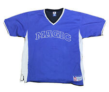 Vintage 1990s Champion NBA Orlando Magic Authentic Shooting Shirt Size XL