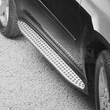 Original Mercedes-Benz AMG Trittbretter M-Klasse ML W164 Aluminum Optik Satz NEU