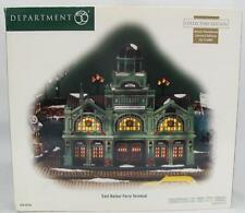Dept 56 CIC Christmas in the City East Harbor Ferry Terminal #59254 Ltd. Ed.