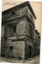 CPA Narbonne-Maison des Trois Nourrices (261463)