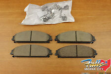 2005-2010 Chrysler 300 Dodge Charger Challenger Front Brake Pad Kit Mopar OEM